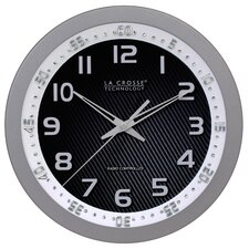 "<strong>La Crosse Technology</strong> La Crosse Technology 10"" Chapter Ring Analog Clock"