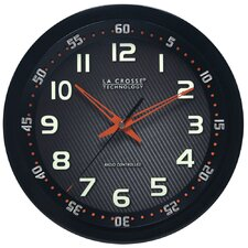 "La Crosse Technology 10"" Chapter Ring Analog Wall Clock"