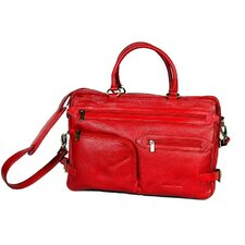 Womens Executive Leather Briefcase