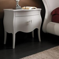 Victoria 1 Drawer Nightstand