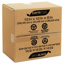 20.63 Storage / Mailing Box in Brown (Pack of 12)