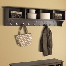 "<strong>Prepac</strong> 60"" Hanging Entryway Shelf"