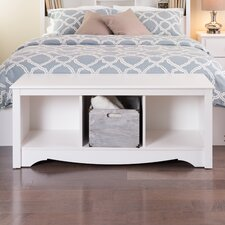 Monterey Storage Bedroom Bench