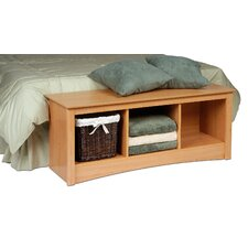 Sonoma Storage Bedroom Bench