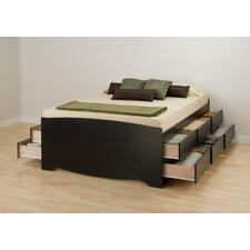 Platform Storage Platform Bed