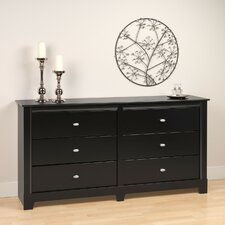 Kallisto 6 Drawer Dresser
