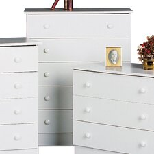 <strong>Prepac</strong> 5 Drawer Chest