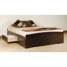 Manhattan Storage Platform Bed