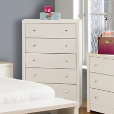 <strong>Prepac</strong> Calla 5 Drawer Chest
