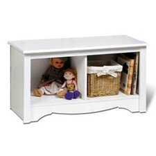 <strong>Prepac</strong> Monterey Bedroom Cubbie Storage Bench