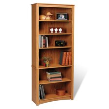 "77"" H Sonoma Six Shelf Bookcase"