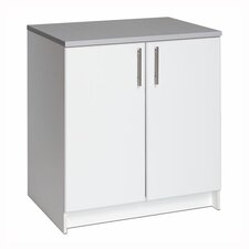 "Elite Storage 36"" H x 32"" W x 24"" D Garage/Laundry Room Base"