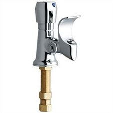 748 Drinking Fountain with MVP Metering Valve and Handles in Chrome