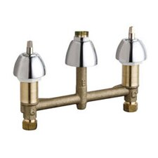 Widespread Sink Faucet Less Handles