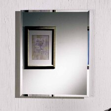 "Horizon 16"" x 20"" Recessed Beveled Edge Medicine Cabinet"