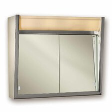 "Ensign 24"" x 23.5"" Surface Mount Medicine Cabinet"