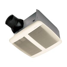Ultra Silent 80 CFM Energy Star Bathroom Exhaust Fan