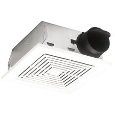 60 CFM Ceiling/Wall Mount Bathroom Exhaust Fan