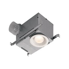 <strong>Broan Nutone</strong> Recessed 70 CFM Bathroom Fan with Light