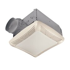 Ceiling Mount 70 CFM Exhaust Bathroom Fan with Light