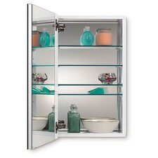 Metro Beveled Trim Cabinet in Rust Resistant