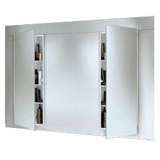 """Illusion 13"""" x 36"""" Recessed Medicine Cabinet"""