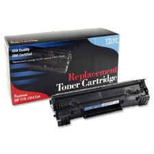 Toner Cartridge, 1,500 Page Yield, Black