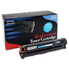 Replacement Toner Cartridge, 1,400 Page Yield, Cyan