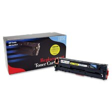 Replacement Toner Cartridge, 1,400 Page Yield, Yellow