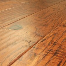 SAMPLE - Handscraped Engineered Hickory in Winston