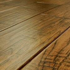 SAMPLE - Handscraped Engineered Hickory in Charlotte