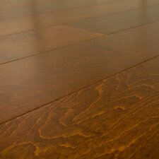 SAMPLE - Glueless Click Engineered Maple in Saddle Brown