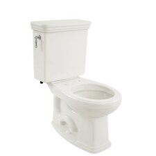 Promenade 1.6 GPF Round 2 Piece Toilet with SanaGloss Glaze