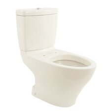 Aquia II Dual Flush 1.6 GPF / 0.9 GPF Elongated 2 Piece Toilet