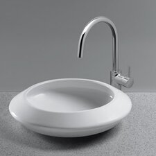Curva Vessel Bathroom Sink