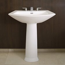 <strong>Toto</strong> Soiree Pedestal Bathroom Sink Set