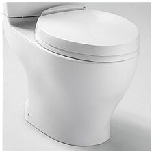 Aquia II Elongated Front Toilet Bowl Only