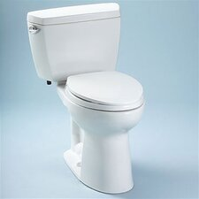 <strong>Toto</strong> Drake Elongated 2 Piece Toilet