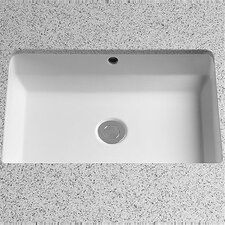 Vernica Design I ADA Compliant Undercounter Bathroom Sink
