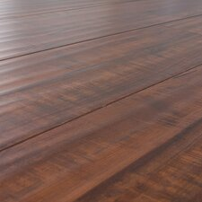 12mm Handscraped Maple Laminate in Distressed Red Maple