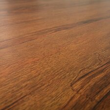 SAMPLE - 12 mm Wide Board Laminate with Underlayment in Spanish Cedar