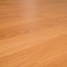 SAMPLE - 7 mm Wide Board Laminate with Underlayment in Cherry Blossom