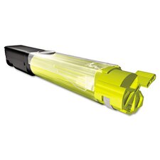 40002 Compatible High-Yield Toner, 2000 Page-Yield, Yellow