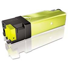 40068 Compatible High-Yield Toner, 2000 Page-Yield, Yellow