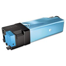 40082 Compatible High-Yield Toner, 1900 Page-Yield, Cyan
