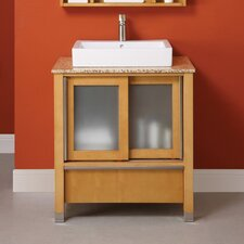 "<strong>DecoLav</strong> Tyson 31"" Bathroom Vanity Set"