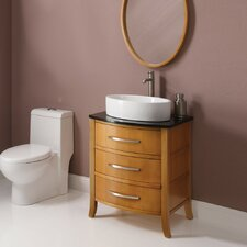 "Lola 25.25"" Bathroom Vanity Set"