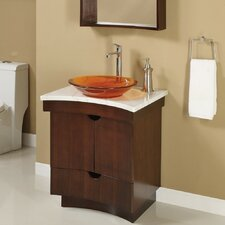"Madryn 24"" Single Bathroom Vanity Set"