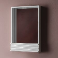 "<strong>DecoLav</strong> Sophia 20"" x 4"" x 32"" Framed Mirror"