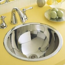 Simply Stainless Undermount Bathroom Sink